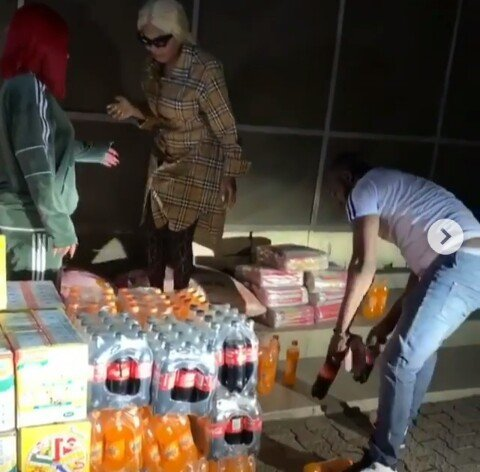 Blac Chyna Visits BAB-EL-SALAM Orphanage In Lagos, Shares Her Experience