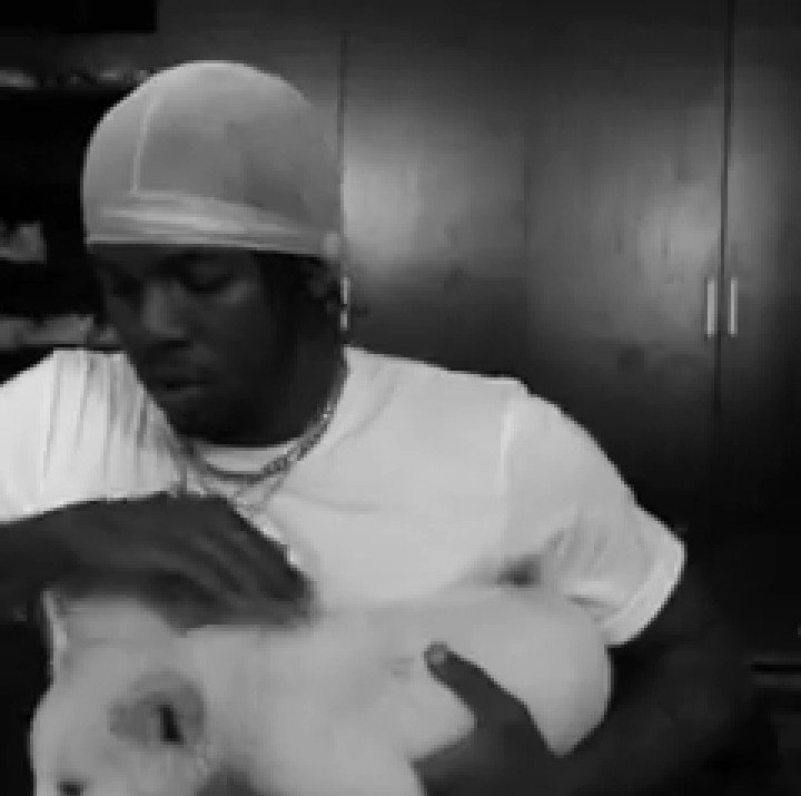 Singer Runtown And Lion Pet Its Really Growing Fast,Celebrities React
