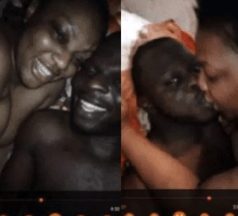 Lady whose sex tape with Nigerian pastor leaked finally speaks