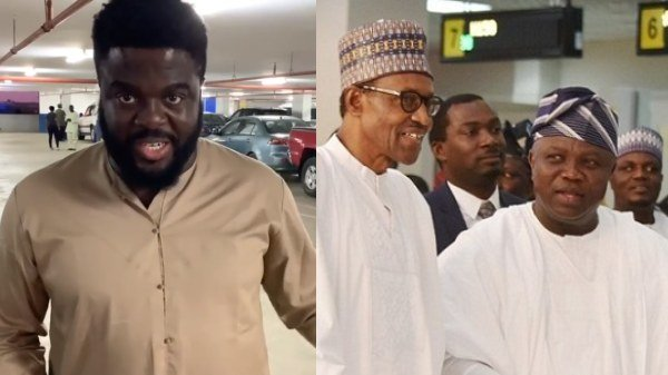 Aremu Afolayan blasts President Buhari and Ambode after sisters immigration experience lailasnews