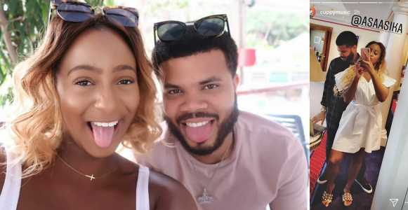 Breakup rumors swell as Asa shuns DJ Cuppy on her birthday