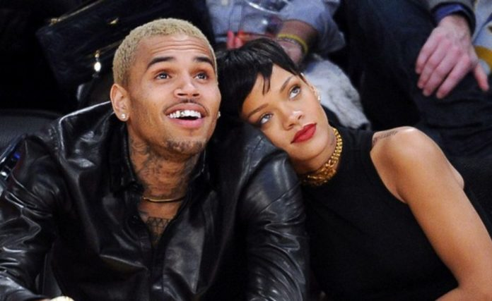 Rihanna Subtly Shades Chris Brown after his comments on her Instagram posts