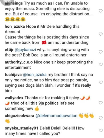 Dele Momodu shares video of lady with huge backside Nigerians react lailasnews 4