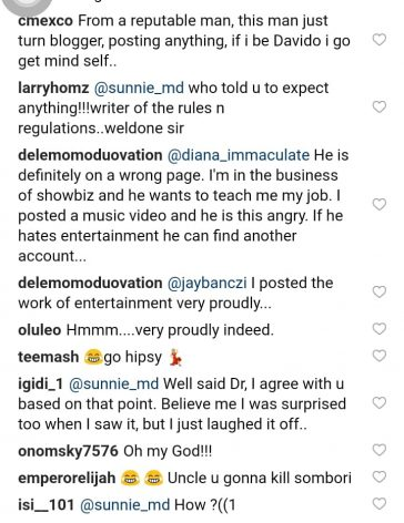 Dele Momodu shares video of lady with huge backside Nigerians react lailasnews 5