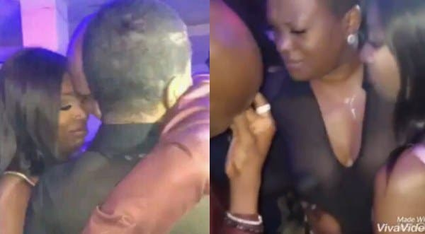 OMG! 'Pero's breast' trends over Annie idibia, Pero, and Tuface's viral reconciliation video