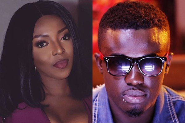 Yes! Criss Waddle Is Banging Me-Yvonne Okoro Finally Admits Relationship With Rapper