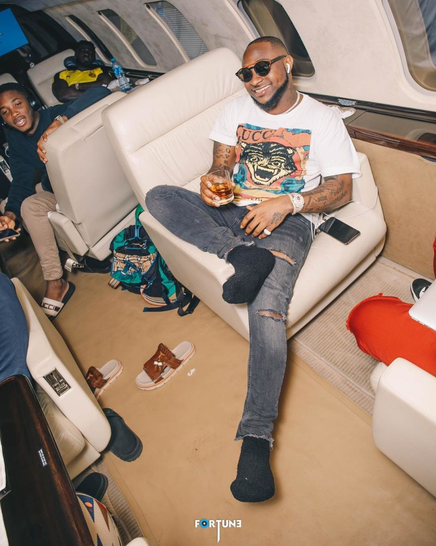 Davido becomes first Nigerian Celebrity to reach 9 million Followers on Instagram