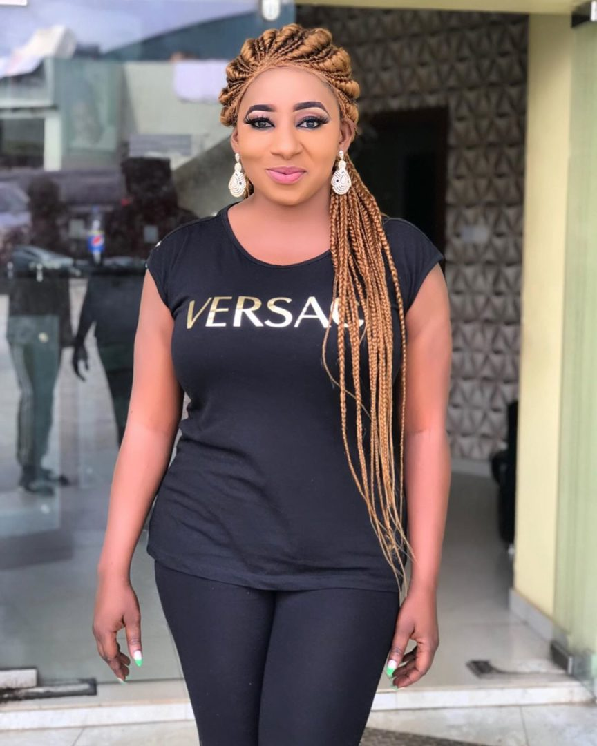 Doggy style in bed is the best for marriages -Actress Mide Martins