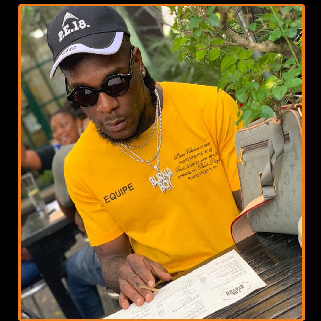 Burna Boy: I Haven't Been This Sick In Years
