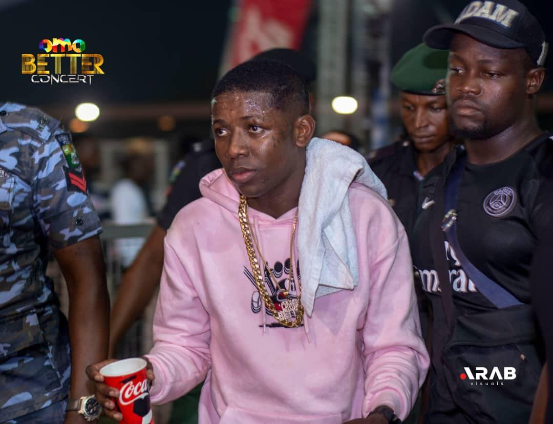 Friends mocked me for choosing Agege stadium for my concert – Small Doctor