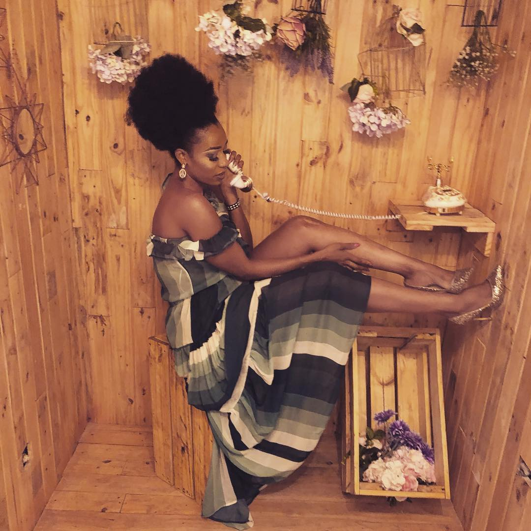 OAP Destiny Amaka shares new Sultry Photos,says she tired of Fake Men