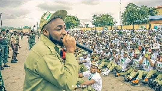 How Davido Violated NYSC Bye-laws, Traveled To 7 Countries
