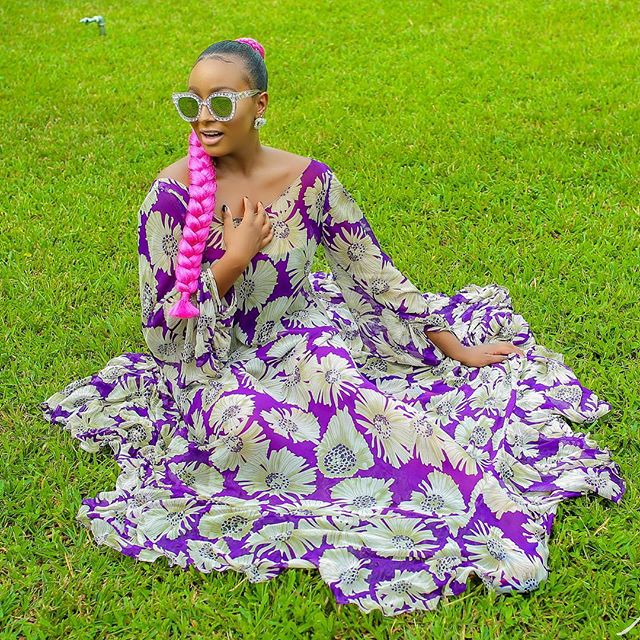 """""""I Am Busy Minding My Own Business"""" - DJ Cuppy"""