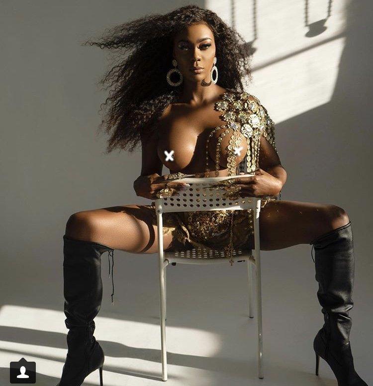 Supermodel, Morey Faith Shares Nude Photo