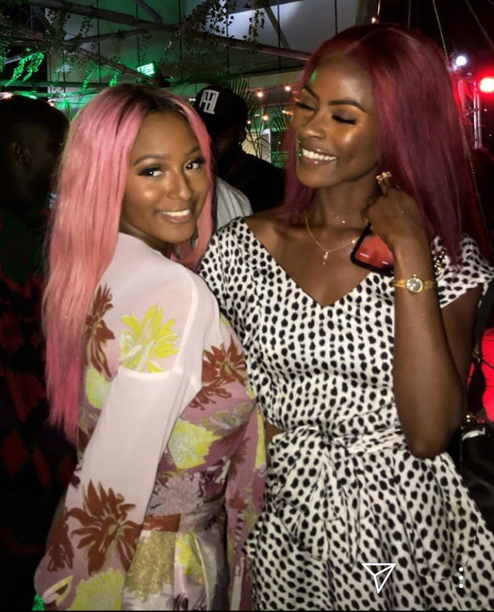Photos of Cee-c And Khloe Attend DJ Cuppy's 'Cactus On The Roof'