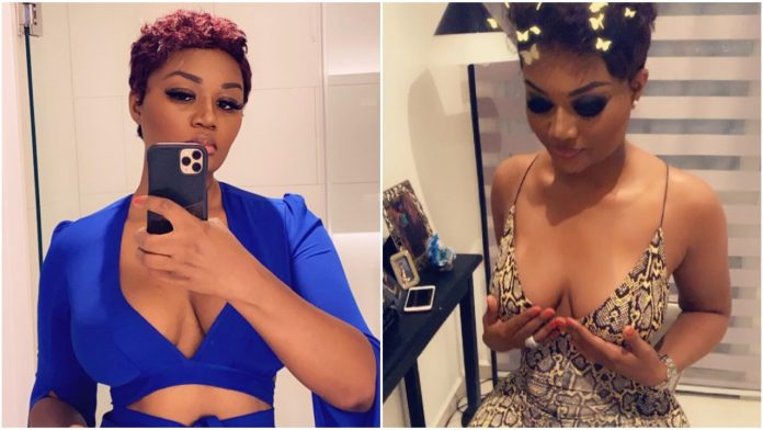 Lawyer Sandra Ankobiah Puts On A Br3@st Show For Her Instagram Followers(photo/video)