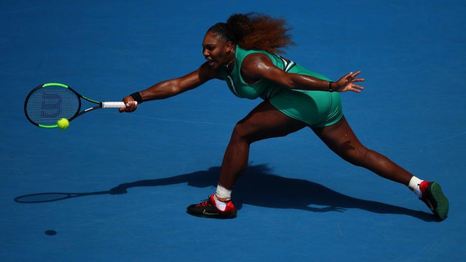 Serena Williams ruthless, as she defeats Tatjana 6-0, 6-2 at Australian Open