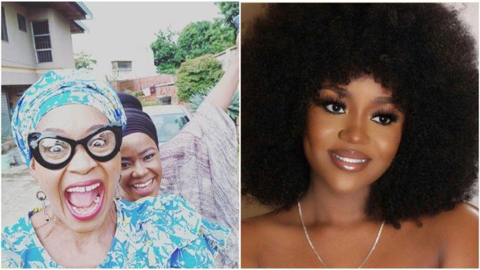 Kemi Olunloyo allegedly claims she got Instagram To SHUT DOWN Davido's Girlfriend's Verified Page