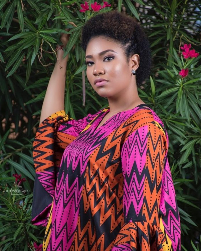 Flavour's Babymama , Anna Banner fires shots at her haters
