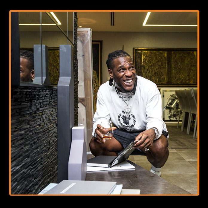 Nigeria Is Home To The Largest Number Of Backward Unprogresive Fools - Burna Boy