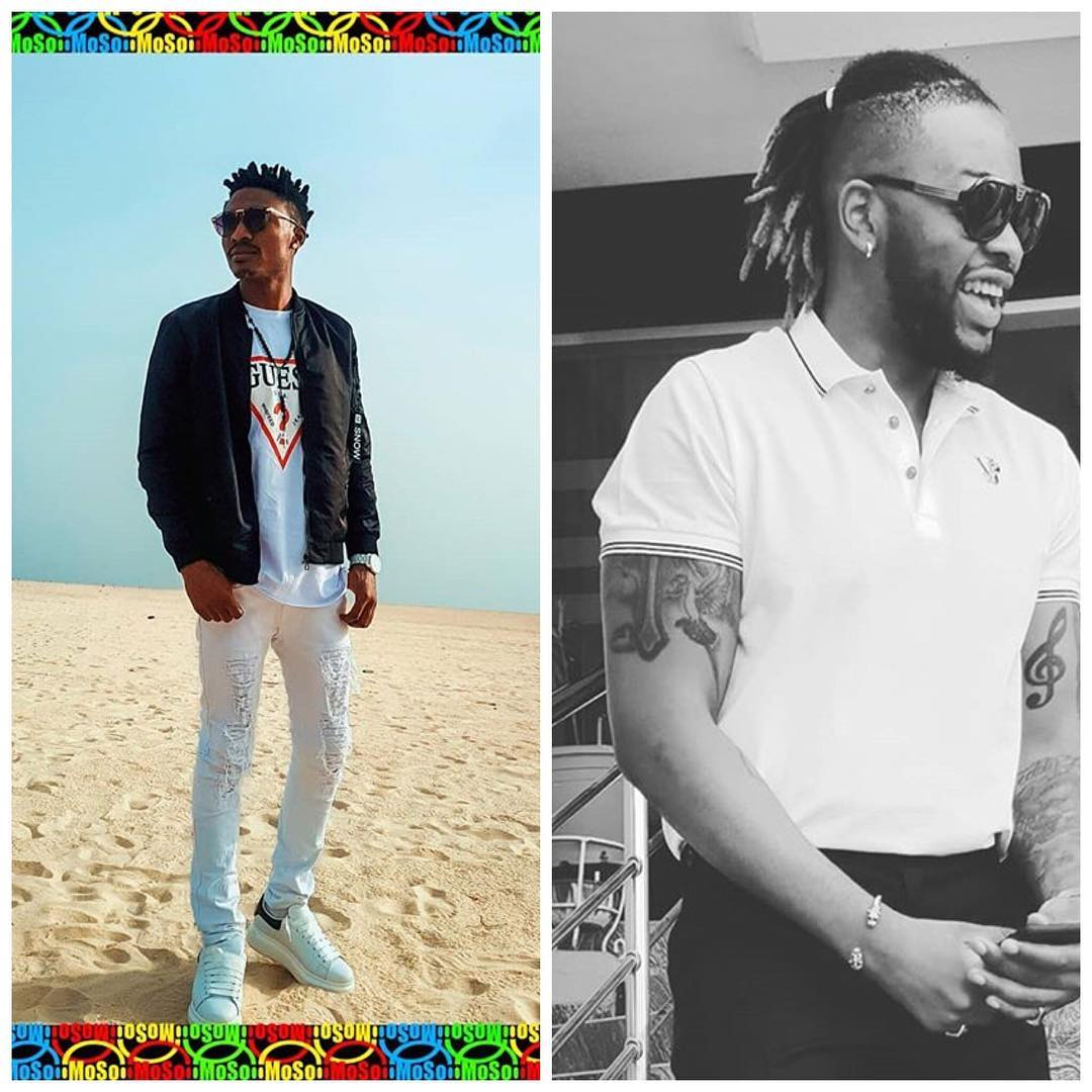 Teddy A and Efe money should start Selling Pure water, music is not their calling - Instagram User