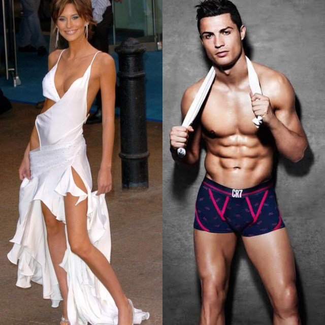 He is a bully – Alleged ex Jasmine Lennard Drags Cristiano Ronaldo on social media