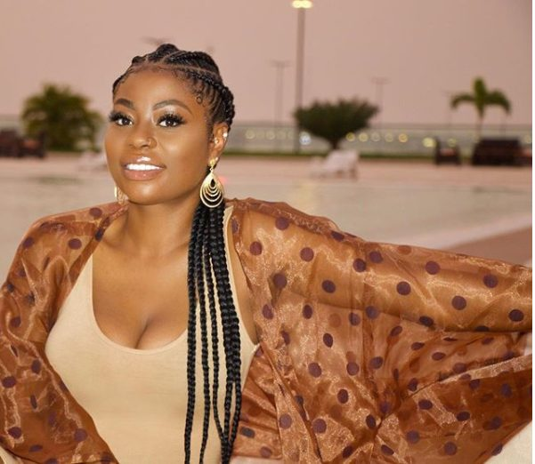 Sophia Momodu shares new stunning photos, says 2019 is not the year to come for an alpha female
