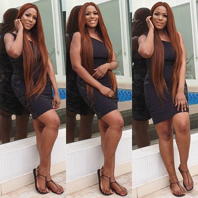 """Sexy mama! Yes I said sexy - Linda Ikeji Refers To Self As She Shares New Photos"