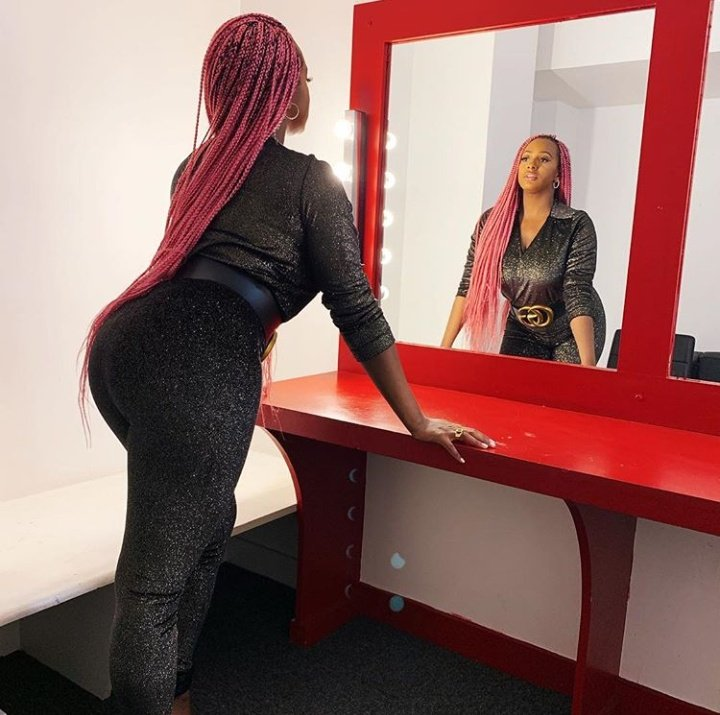 DJ Cuppy shows off her big nyash in Sexy New Photos