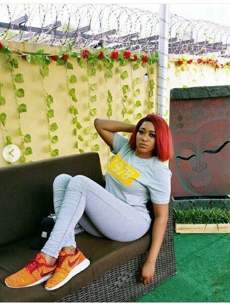 Nollywood Actress, Rukky Sanda Looking Glamorous As Slays In New Photos