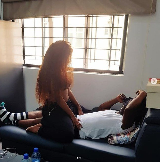 Laura Ikeji Shares Intimate Pictures With Her Husband