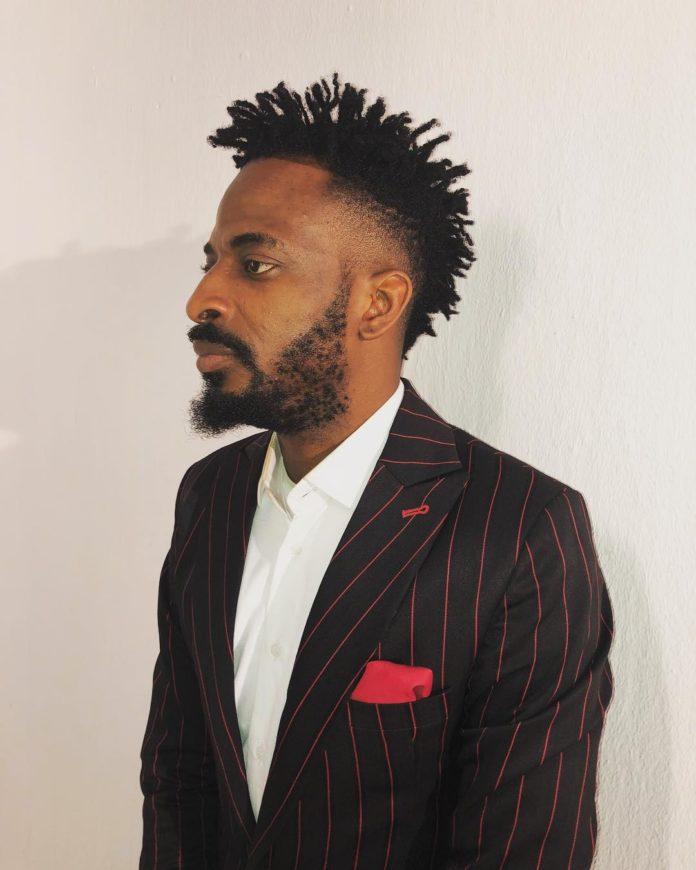 Nigerian singer, 9ice Celebrates His 39th Birthday With Adorable Photos