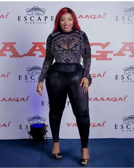 """""""Thick Girls Nation"""" - Anita Joseph Flaunts Curves In New Photo"""