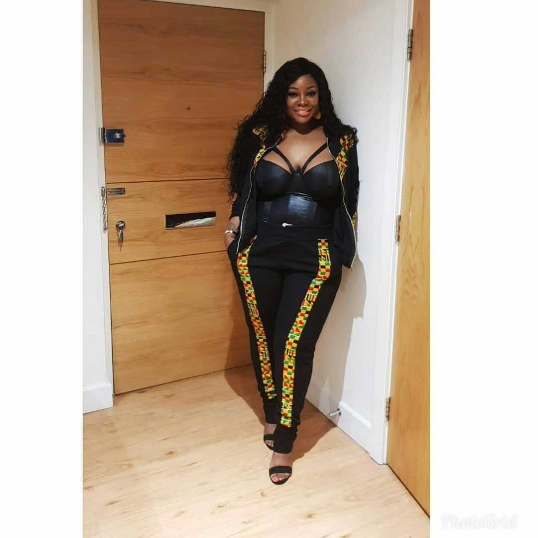 OAP, Toolz Steps Out To attend Davido's o2 concert Since Becoming A Mum