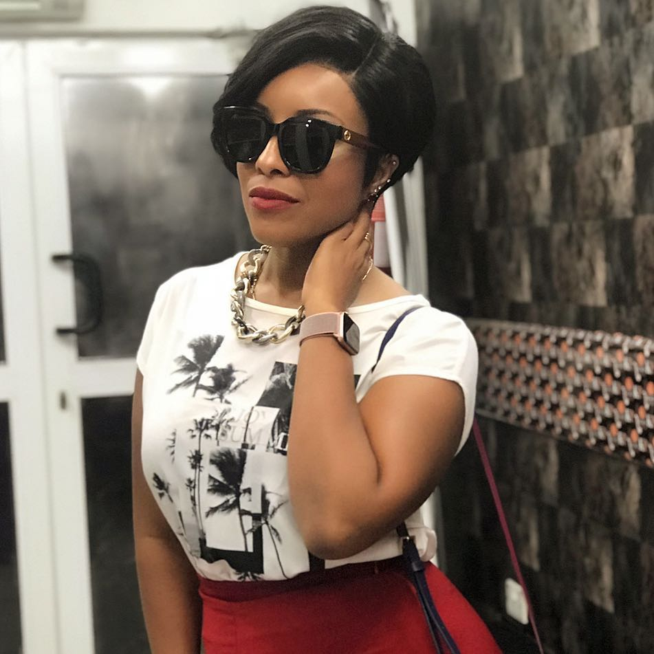 """Stop making your man a goldmine or your father""""- Joselyn Dumas to ladies"""