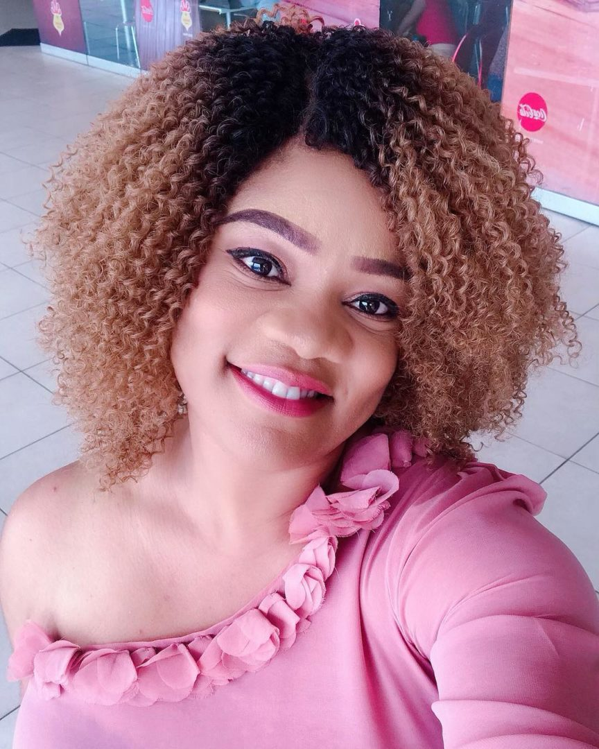 Why I Left Nigeria For UK At The Peak Of My Career – Actress Opeyemi Aiyeola