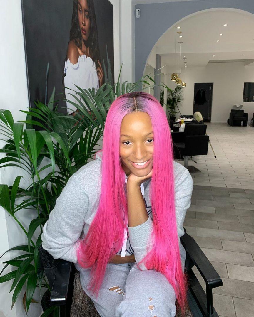 """""""Your Boyfriend Likes My Hair"""" - DJ Cuppy Teases Nigerian Girls"""