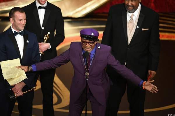 Oscar Awards 2019: Spike Lee wins his first Oscar ever