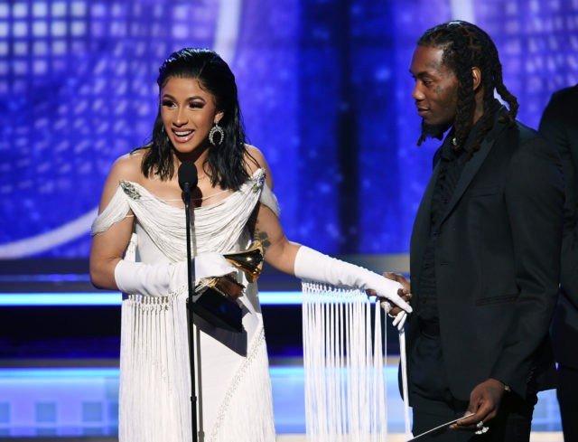 Grammy Awards winner Cardi B quits Instagram after being slammed