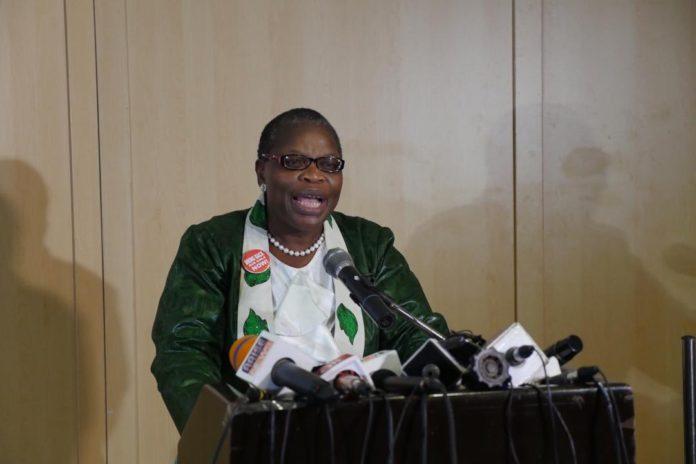 BREAKING: Oby Ezekwesili Resigns From ACPN