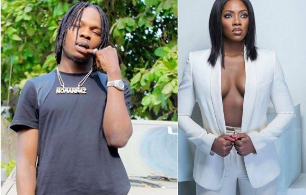 Naira Marley who sat for a new chat on Moni Talks, disclosed that Mavin's First Lady, Tiwa Savage is not sexy. According to the Naira Marley, Tiwa Savage is beautiful not sexy as she's only got a nice face. When asked a celebrity that defines the word 'sexy' to him, he pointed the interviewer to Rihanna. Here is a video of the interview below;