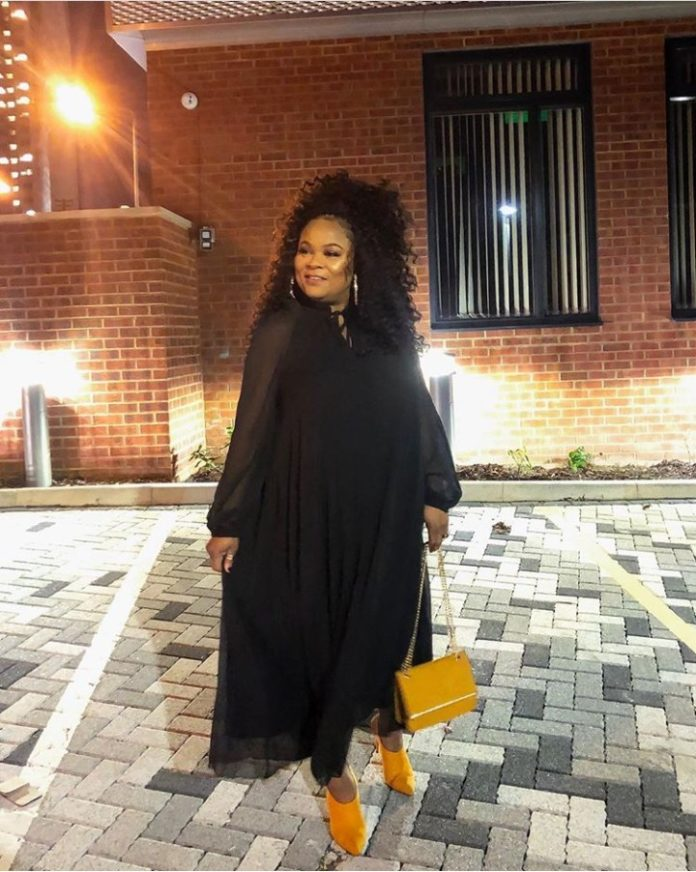 Nollywood Actress Sola Sobowale Wows As She Steps Out In Style To An Event
