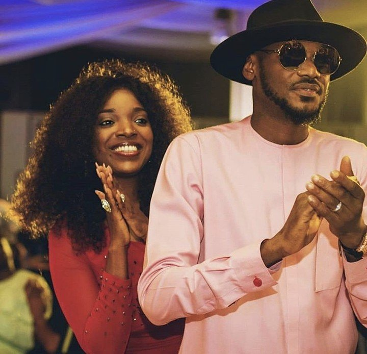 """2face Shares Photos With Wife , says """"Let's Try To Celebrate Good News Not Bad News"""""""