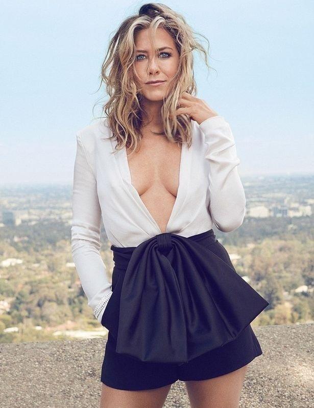Hollywood actress, Jennifer Aniston Ageless As She Celebrates Her 50th Birthday