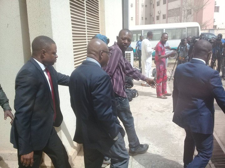 Onnoghen pleads not guilty to all charges, granted bail on self recognition