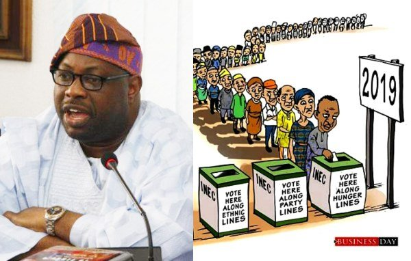 Dele Momodu Reacts To Postponement Of 2019 Elections By INEC