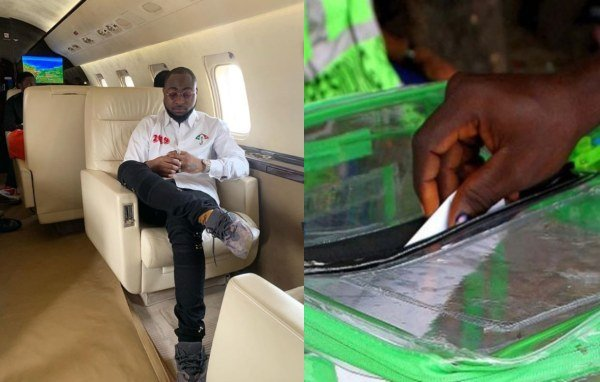 Davido Reacts To Postponement Of 2019 Presidential Elections