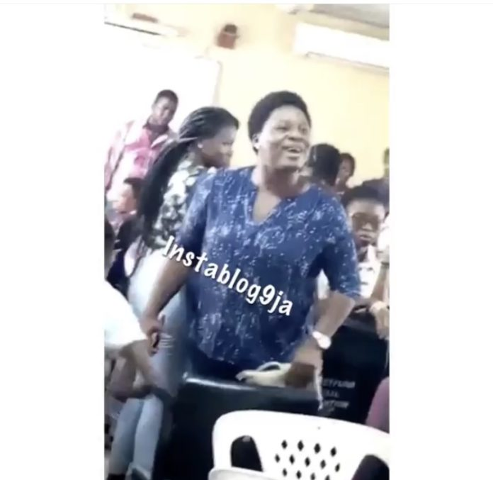 """Unilag Diploma Student Says """"Fc*k You"""" To Her Lecturer"""