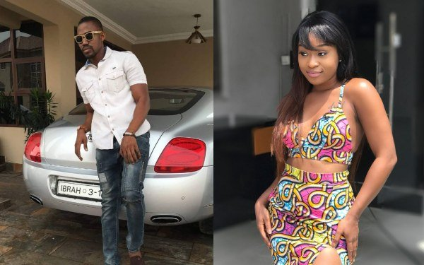Ibrah One Confirms He Slept With Efia Odo, shortly after Alleged List leaked