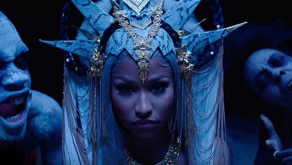 Download Video: Nicki Minaj - Hard White